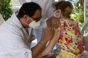 Vacinação de Covid-19 teve apoio de jovens profissionais da Baixada Santista