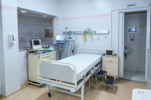 Leito hospitalar em Sorocaba, no interior de São Paulo
