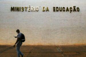 Ministério da Educação, em Brasília