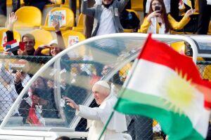 O papa destacou que um tecido cultural e religioso tão rico de diversidade se enfraquece com a perda de qualquer um dos seus membros