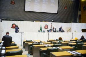 Atualmente, cinco parlamentares da Baixada Santista atuam diariamente na Alesp