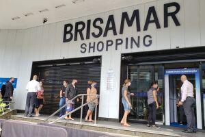O Brisamar Shopping estará fechado a partir deste sábado (6)