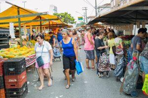 Além dos novos banheiros, a Secinp conta com projeto de realinhamento dos espaços das barracas das feiras