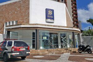Agência Estilo do Banco do Brasil que foi furtada fica na Rua Bahia, 3
