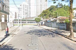 Homem foi detido na Rua Godofredo Fraga; ele ia em direção ao túnel do VLT