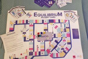 Equilibrium almeja ajudar jovens a lidar com dificuldades do cotidiano enquanto desperta conhecimento por meio de oportunidades