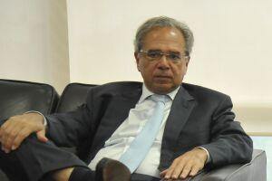 Guedes deu as declarações dias depois de as ações da Petrobras registrarem forte queda na Bolsa