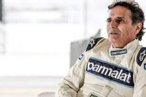 O ex-piloto Nelson Piquet.