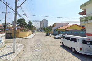 Na Rua General Osório, o bloqueio acontece no cruzamento com a Rua Brigadeiro José Ferreira