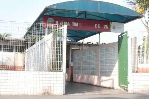 Escola Martim Afonso estaria na lista de demolição da Prefeitura.; vereador não se conforma