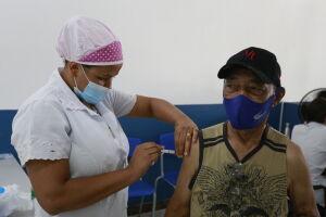 A Cidade segue com dois postos de vacinação