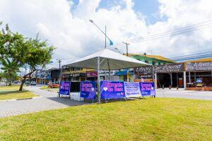 A ação conta com dois postos de arrecadação: no cruzamento das avenidas Dezenove de Maio e Anchieta e no estacionamento do supermercado Pão de Açúcar, do Riviera