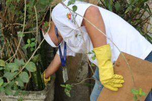 Para que a nebulização ocorra com sucesso, os moradores devem colaborar com alguns cuidados.