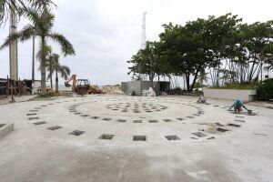 Iniciativa integra um conjunto de obras destinado à revitalização da orla da Praia de Pitangueiras