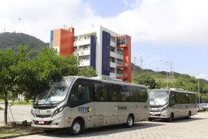 Guarujá está com dois micro-ônibus exclusivos para o transporte de pacientes não covid-19