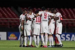 O São Paulo venceu mais uma no Morumbi pelo Paulistão