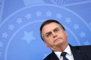 Bolsonaro também voltou a criticar decisão do ministro do STF Luís Roberto Barroso que determinou que o Senado desse seguimento à criação da CPI da Covid
