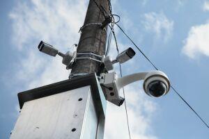 Câmeras de monitoramento de Santos foram determinantes no flagrante