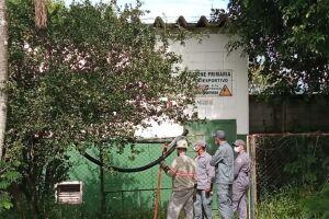 Equipe do departamento de Conservação da Prefeitura foi acionado e encontrou o corpo do homem