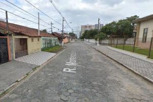 A tentativa de roubo ocorreu na Rua Monteiro Lobato, na Vila Assunção
