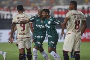 Atual campeão, Palmeiras estreou com vitória na Libertadores 2021