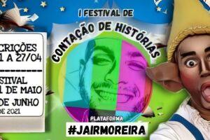 Festival de contação de histórias quer homenagear professores e educadores da Baixada Santista