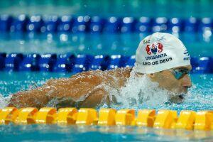 Léo de Deus, de 30 anos, participará pela terceira vez dos Jogos Olímpicos