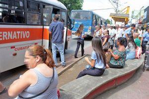 O transporte gera empregos, movimenta o comércio e a economia de Cubatão há anos. Duzentas famílias dependem dele atualmente