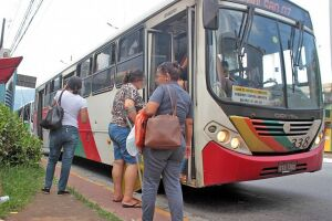 TCE está questionando contrato com empresa de ônibus na Cidade