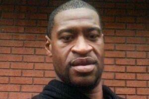 George Floyd, de 46 anos, morreu após um policial pressionar o joelho em seu pescoço por mais de 8 minutos