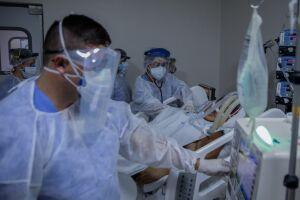 Santos registra 1.369 óbitos entre residentes desde o início da pandemia