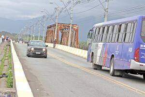 Rosana Valle deixou claro que fiscalizará a obra da Ponte dos Barreiros até o fim