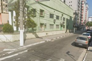 Crime ocorreu em rua que cruza a Avenida Presidente Wilson, em São Vicente