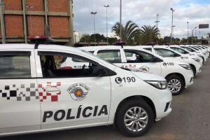 Agentes da Polícia Militar (PM) têm auxiliado em ações