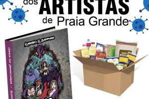 As famílias dos artistas de Praia Grande precisam de sua ajuda!