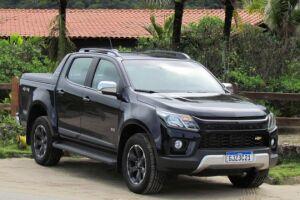 A Chevrolet desenvolveu a versão