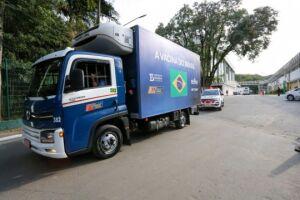 Butantan entrega mais 1 milhão de doses de vacinas contra Covid-19; imunizantes foram entregues ao governo federal