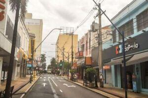 Lockdown foi adotado em Araraquara, no interior paulista