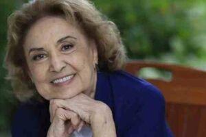 A atriz Eva Wilma, 87, foi diagnosticada com câncer no ovário.