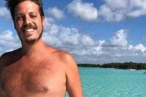 O apresentador e humorista Fábio Porchat, 37.