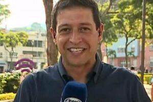 O jornalista esportivo Fernando Caetano morreu hoje (9), aos 50 anos, na cidade de Marília-SP.