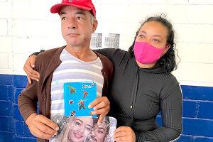 Em contato por telefone, Laura informou que já havia morado em Itanhaém e foi morar em Jundiaí com parentes, o pai mora com ela na cidade. Severino percorreu cerca de 170 quilômetros a pé até Itanhaém