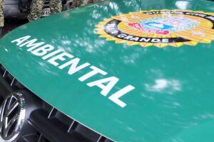Equipes da Guarda Ambiental foram acionadas ao local e encontraram alguns galos e materiais utilizados na prática, que é crime ambiental