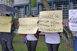 OAB de São Vicente tem o depoimento de todas as mulheres e reforça denúncia da Defensoria
