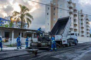A Prefeitura de Bertioga anunciou um novo pacote de obras que contempla diversas ruas do bairro Rio da Praia.