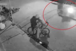A perícia encontrou apenas uma cápsula de projétil de arma de fogo após o ataque