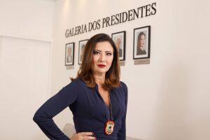 Raquel Kobashi Gallinati, Presidente do Sindicato dos Delegados de Polícia do Estado de São Paulo