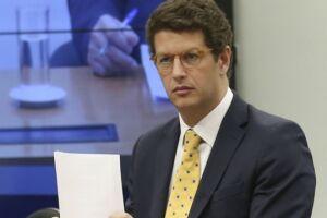 Salles estava sob pressão e alegou motivos familiares para deixar o cargo