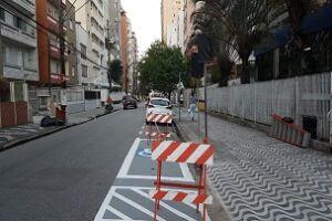 Alteração em vaga de estacionamento foi realizada sem conhecimento do órgão de trânsito