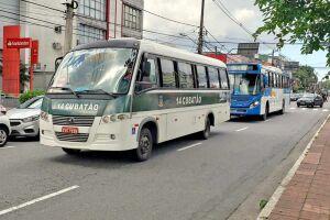 Os 60 transportadores autônomos estão sem opção de trabalho